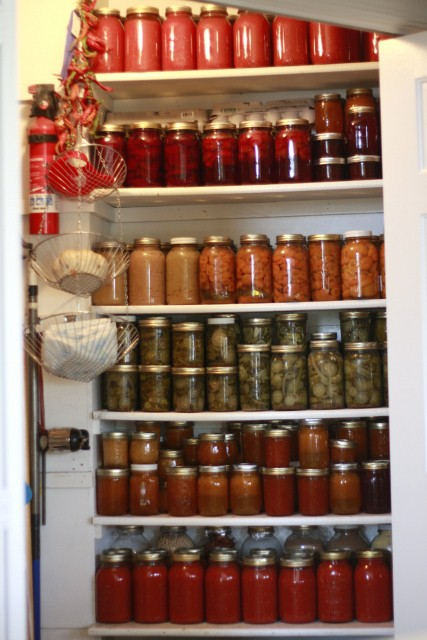 Part of my pantry