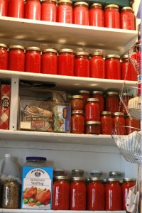 Pantry- left side