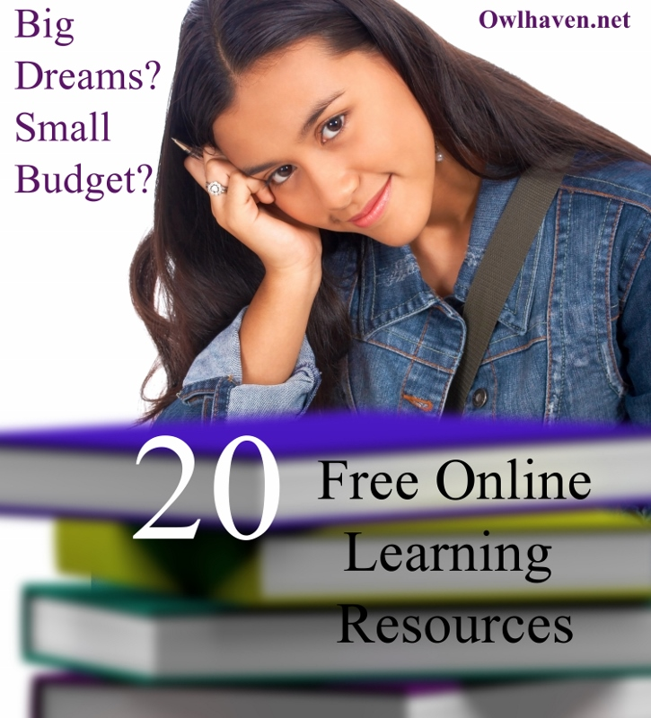 Free Online Resources for School