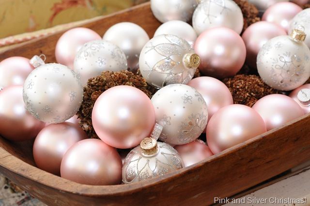 Christmas ball decor