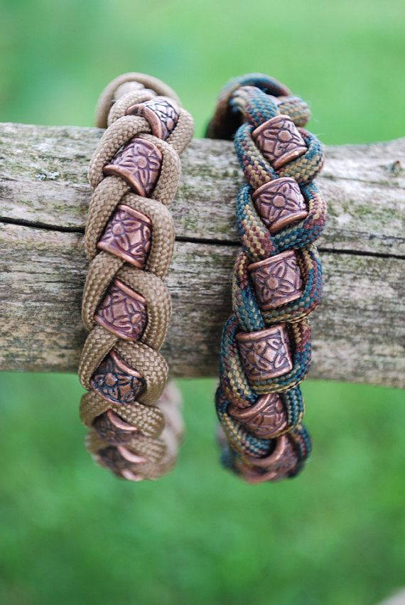paracord beaded bracelets