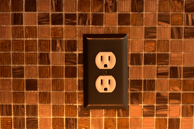 New outlet covers